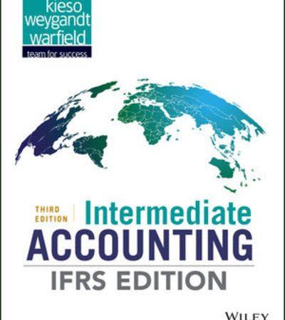 Intermediate accounting 1